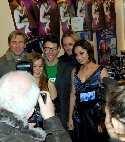 A successful premiere in Celle in November 2011