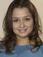 Mia Dannenberg in *Leben für die Liebe*